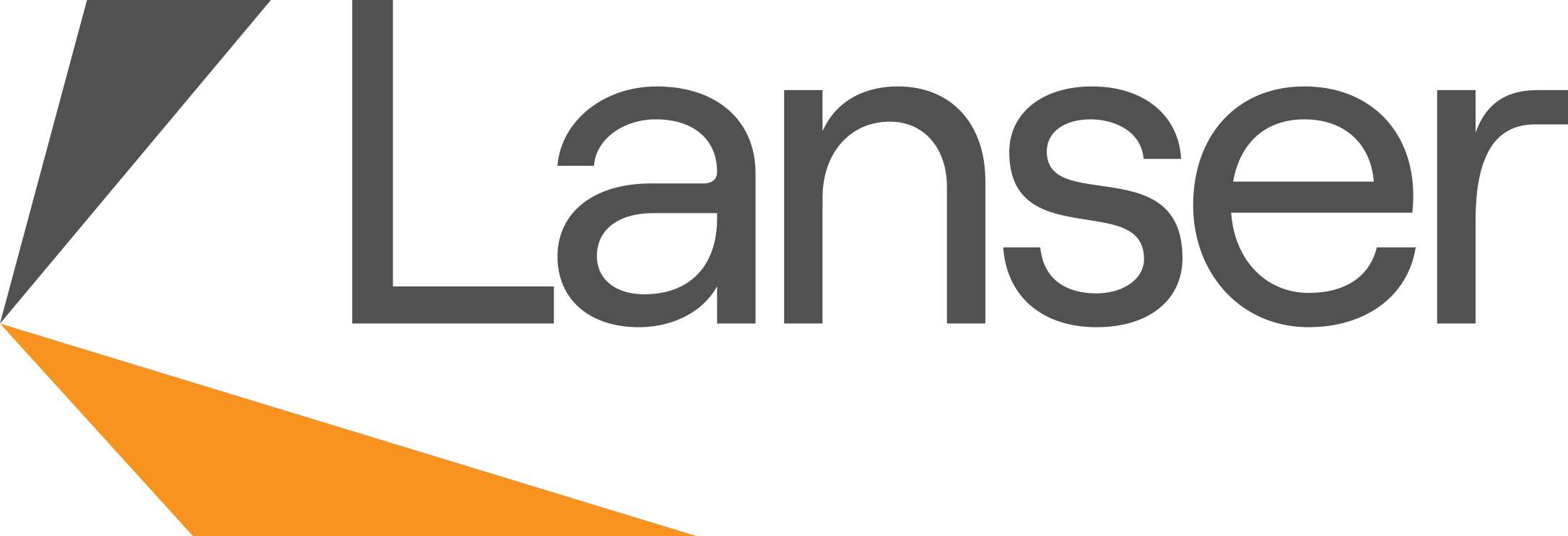 Lanser Communities logo